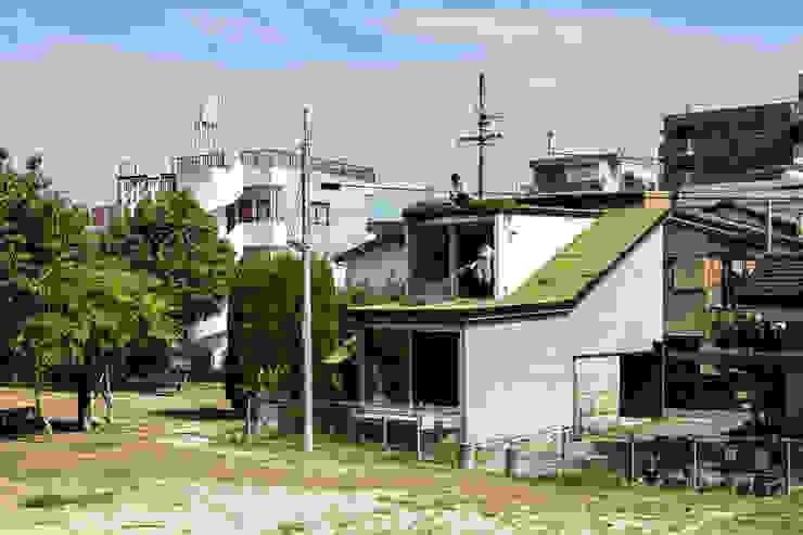 草屋根の家 の TENK ミニマル