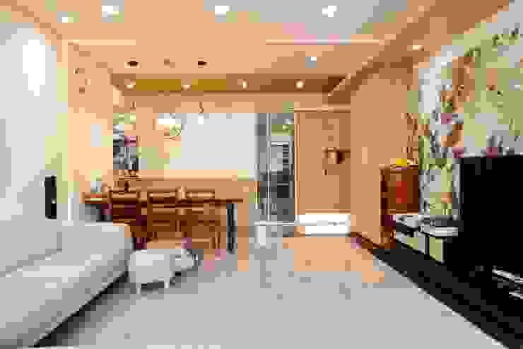 青築制作 Living room