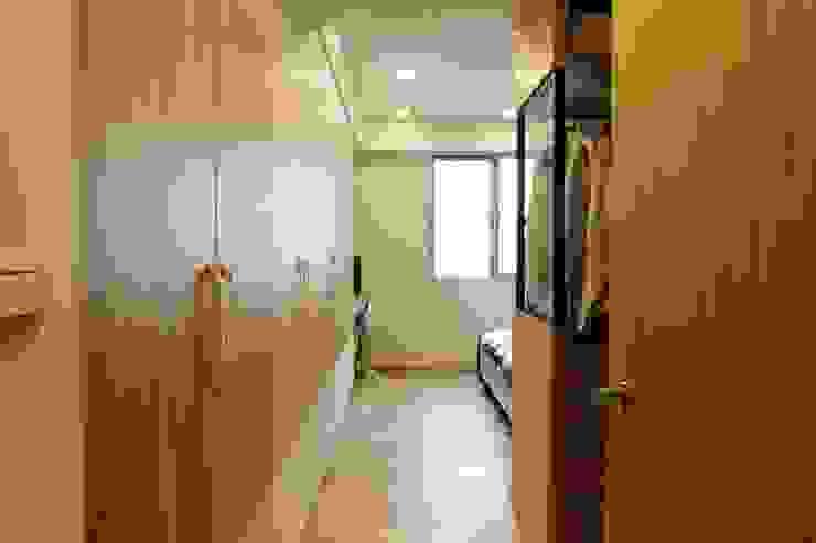 青築制作 Eclectic style bedroom