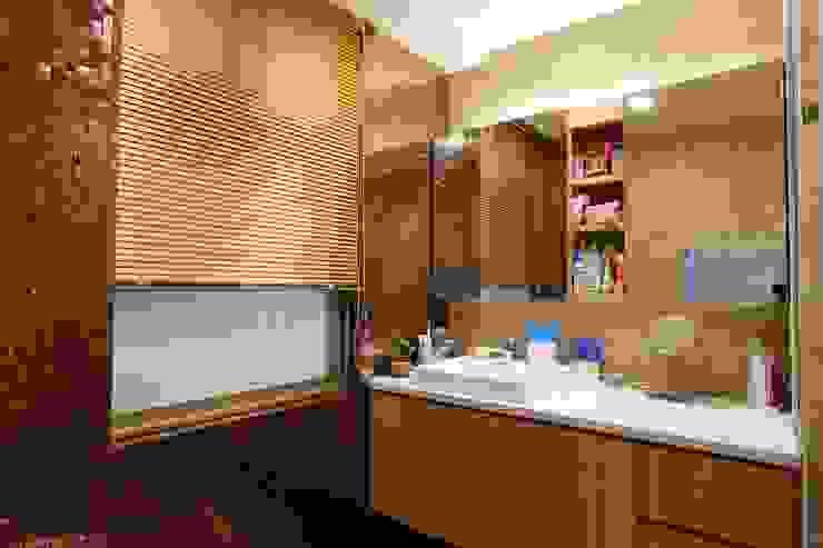 青築制作 Eclectic style bathrooms