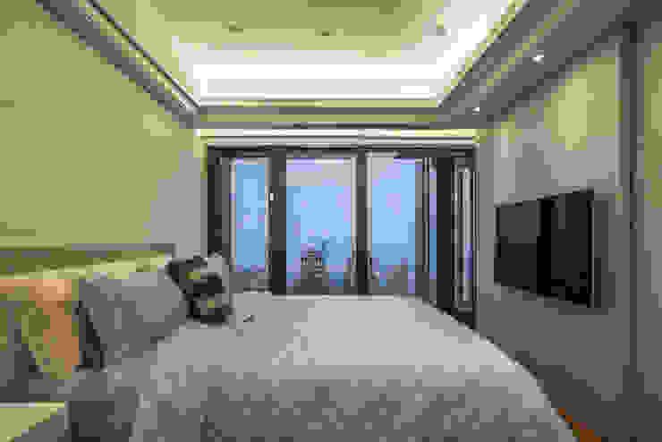 華人匯 根據 雅群空間設計 現代風