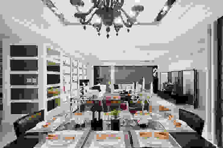貝拉莫里 雅群空間設計 Classic style dining room