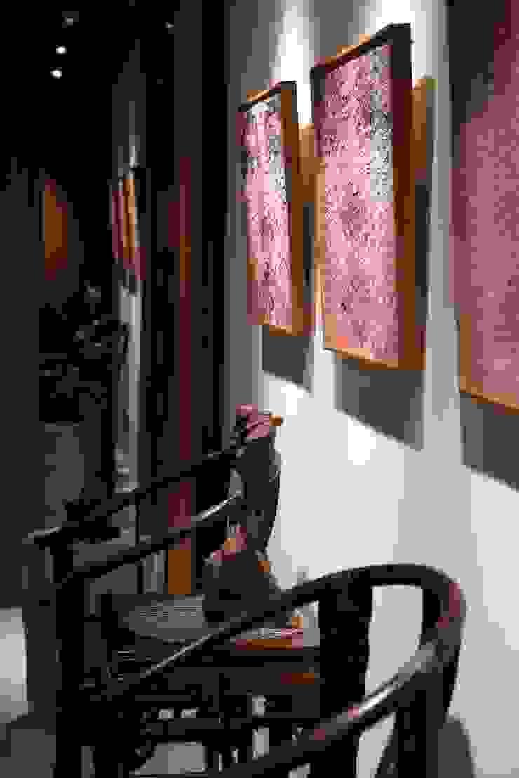 美術南五街 根據 雅群空間設計 日式風、東方風