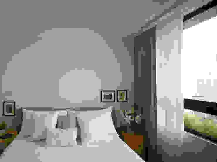 Fertility Design 豐聚空間設計 Modern Bedroom White