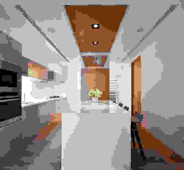 Fertility Design 豐聚空間設計 Modern Kitchen White