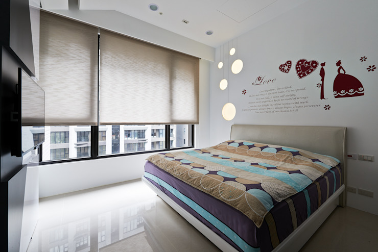 Bedroom by Moooi Design 驀翊設計,