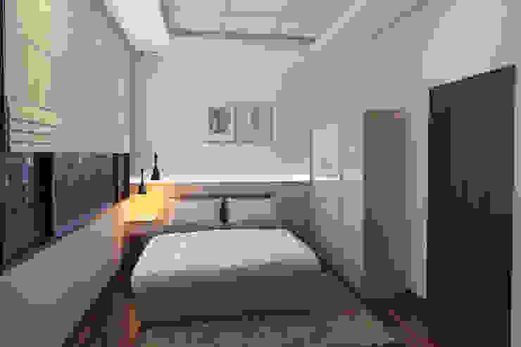 Minimalist bedroom by Arsitekpedia Minimalist