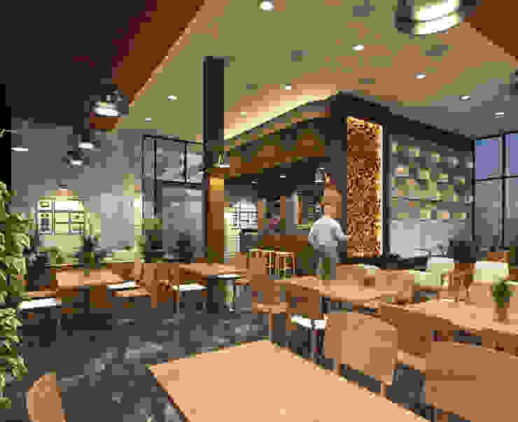 Cafe Purwokerto Oleh Arsitekpedia
