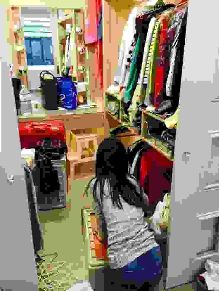 更衣室滿足女人的夢想: 斯堪的納維亞  by 懷謙建設有限公司, 北歐風