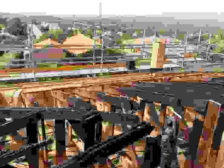 Estado original del tejado de Recasa, reformas y rehabilitaciones en Marbella Mediterráneo