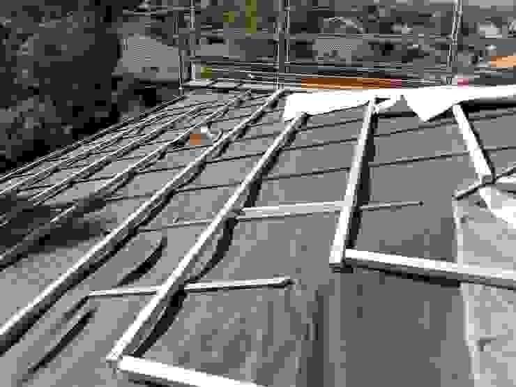 Reconstrucción de tejado en Valdemorillo de Recasa, reformas y rehabilitaciones en Marbella Mediterráneo
