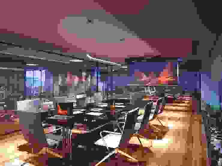 Aliağa Ofis ANTE MİMARLIK Modern