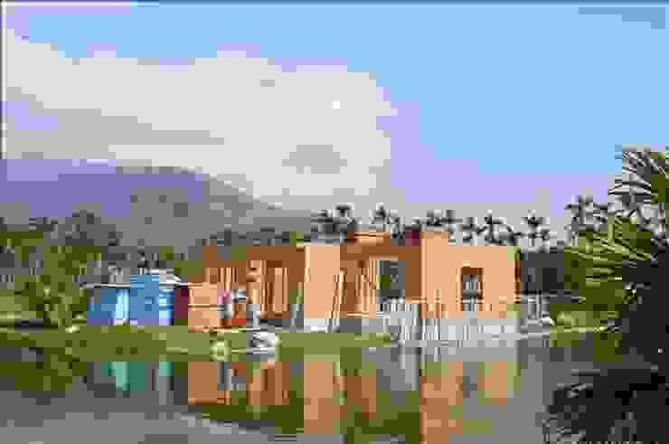 別墅雛形漸成 根據 安居住宅有限公司 日式風、東方風