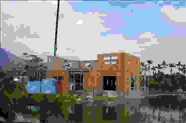 搭建第二層 根據 安居住宅有限公司 日式風、東方風