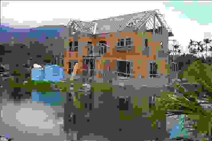 別墅即將完成 根據 安居住宅有限公司 日式風、東方風