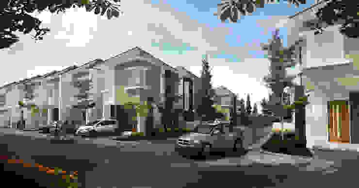 Andaru Residence Oleh PT. DAA INTERPLAN INDONESIA