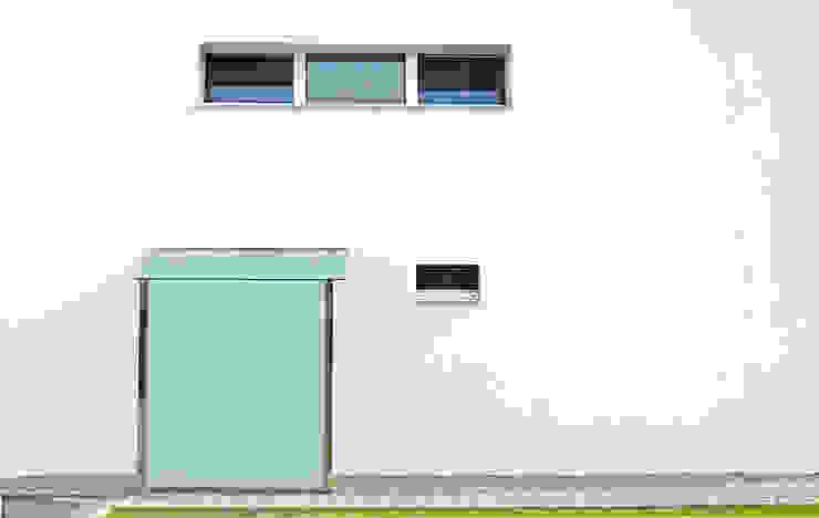 MG arquitectos Passive house
