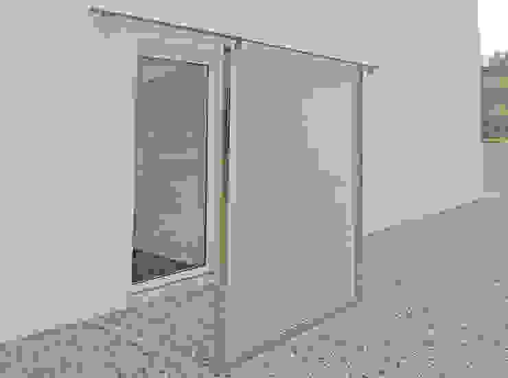 MG arquitectos Front doors