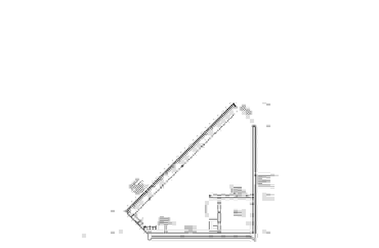 Refugio en la Montaña Casas de estilo escandinavo de mutarestudio Arquitectura Escandinavo