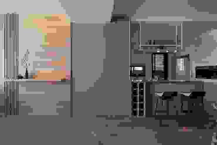 中島 根據 極簡室內設計 Simple Design Studio 日式風、東方風