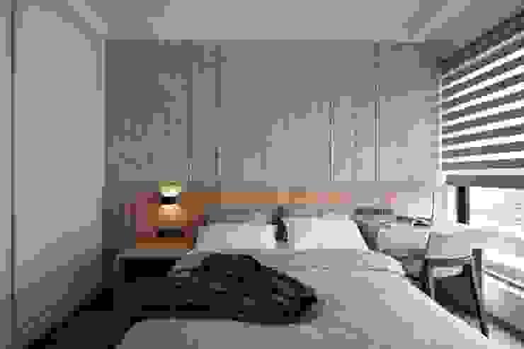 客房 根據 極簡室內設計 Simple Design Studio 日式風、東方風