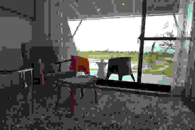 傳藝渡假會館 根據 先勁室內裝修有限公司 現代風