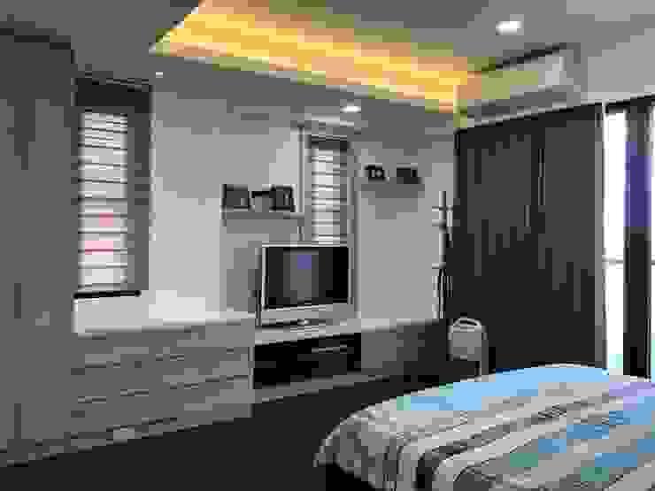 住宅:休 根據 先勁室內裝修有限公司 現代風