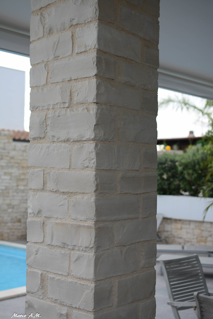 Modern Duvar & Zemin Trani Gold Stone - la pietra di Trani Modern Taş