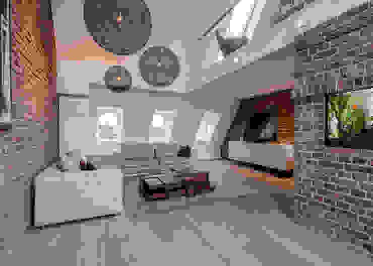 Modern living room by Sebastian Hopp PHOTOGRAPHY Modern