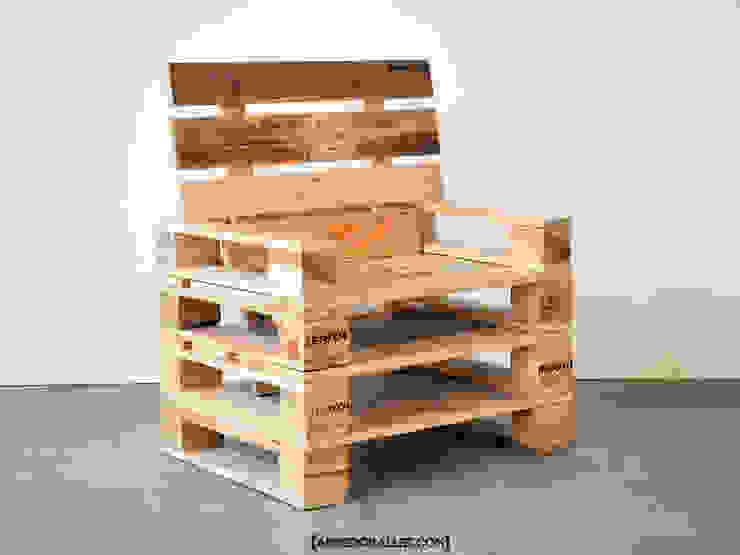 ARREDOPALLET Living roomSofas & armchairs