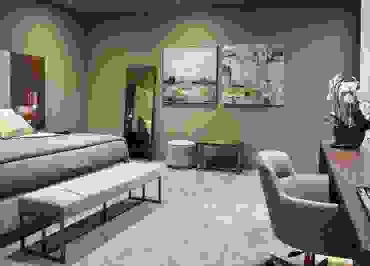 Decor Hotel 2018 Hotéis modernos por PELCORTE Moderno