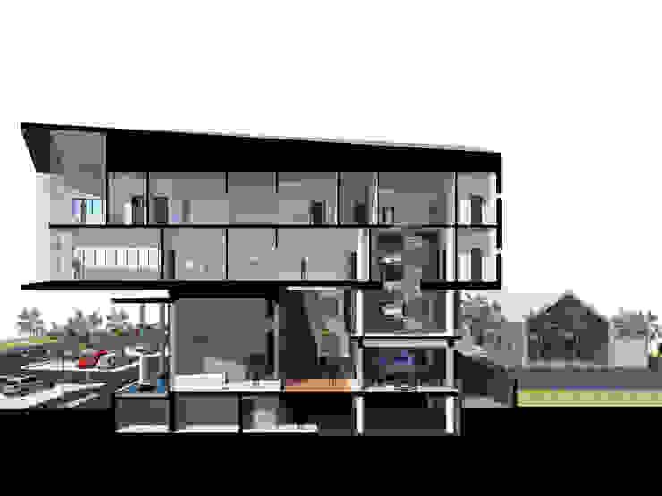 Absolute Office Oleh MF+ Studios