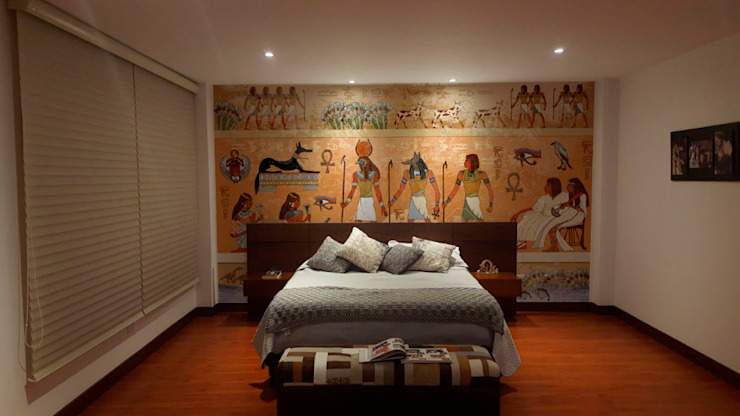 Bedroom by vinilos dkorativos,