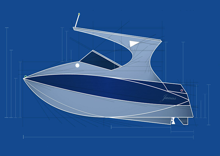 Boat Design by Apex Zone (Pty) Ltd