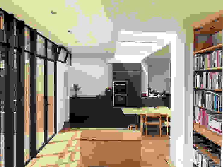 Light House Moderne woonkamers van Boon architecten Modern