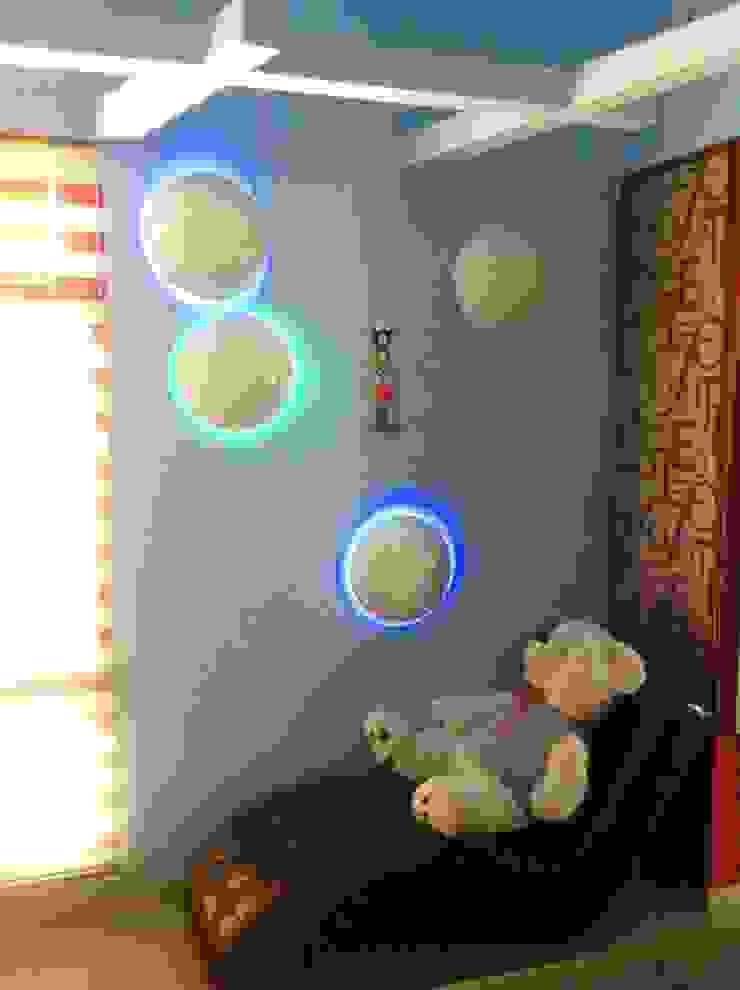 Designing project Honeybee Interior Designers Asian style nursery/kids room