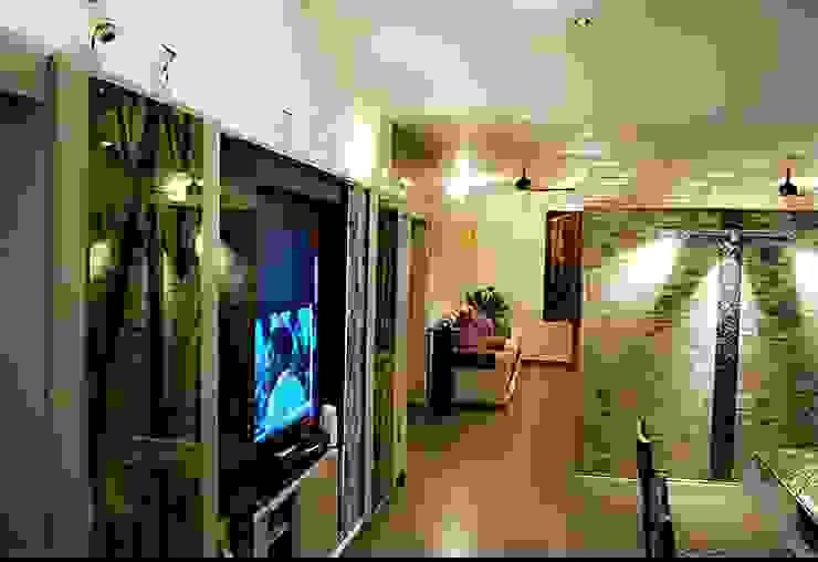 Honeybee Interior Designers Asian style dressing room