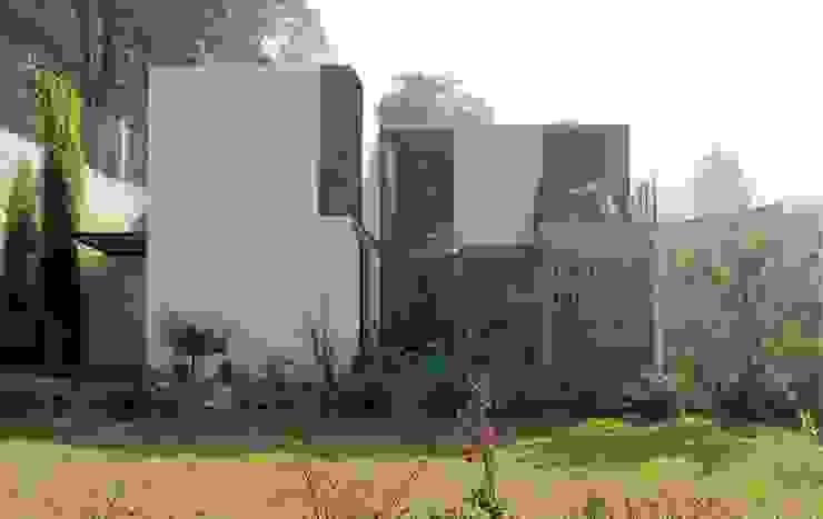 Casa Santa Rita de Apaloosa Estudio de Arquitectura y Diseño Moderno Ladrillos