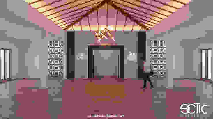 Masjid Tasik:modern  oleh Ectic, Modern