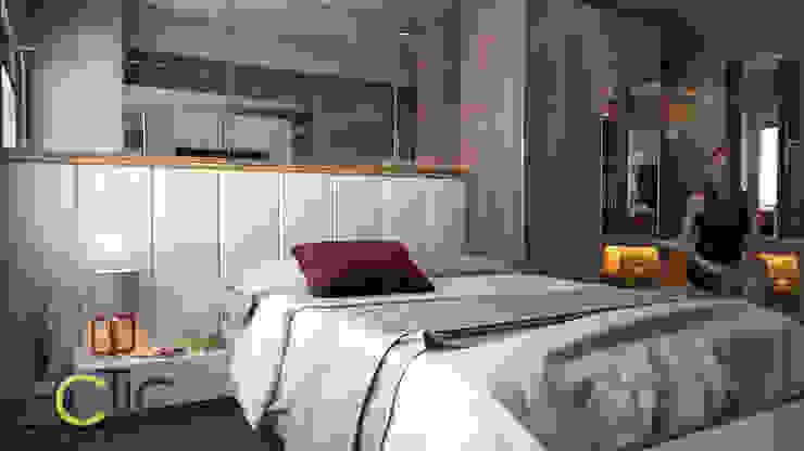 Apartemen Eston Park Tipe Studio - Jatinangor Bandung Oleh Ectic Modern