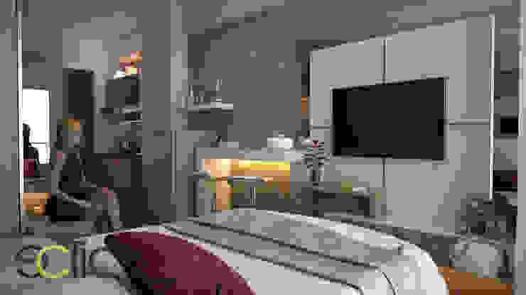 Apartemen Eston Park Tipe Studio – Jatinangor Bandung Oleh Ectic Modern
