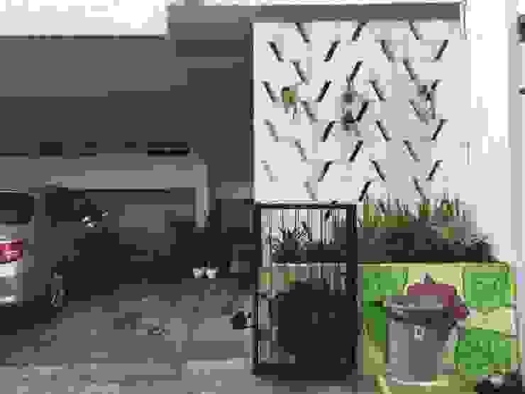 Wadasari house MF+ Studios