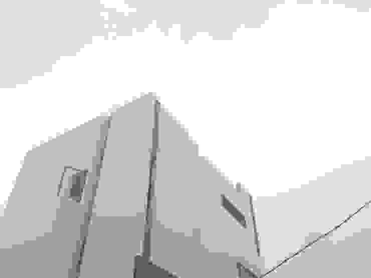 Wadasari house Oleh MF+ Studios