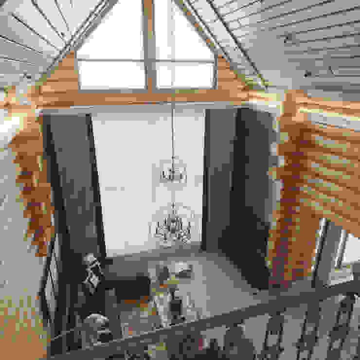 Частный дизайнер и декоратор Девятайкина Софья Rustic style living room