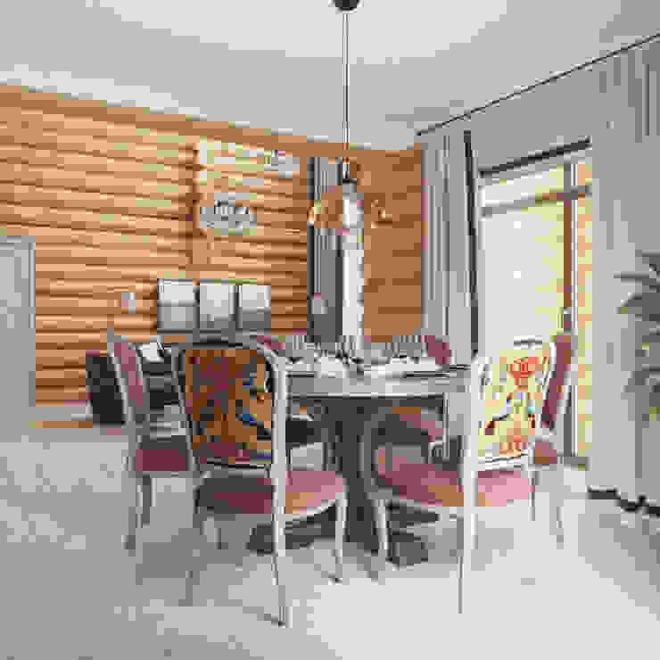Частный дизайнер и декоратор Девятайкина Софья Rustic style dining room
