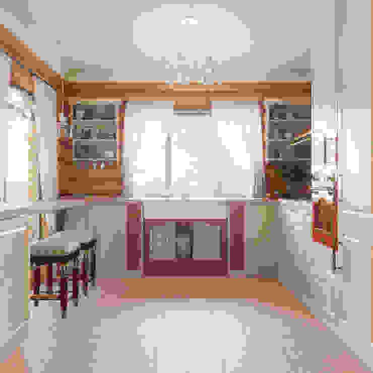 Частный дизайнер и декоратор Девятайкина Софья Rustic style kitchen