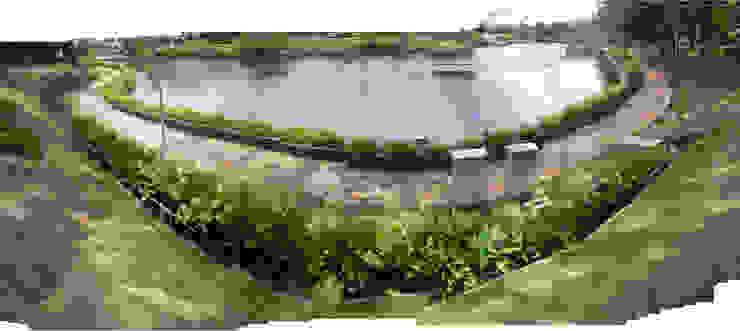 "Landscape Water Quality ""Wetland"" Oleh Cipta Kreasi Flora"