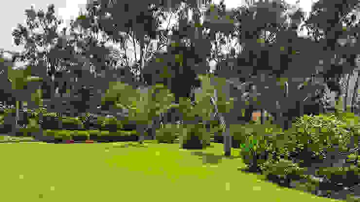 Marcia Lenz Paisajismo สวน