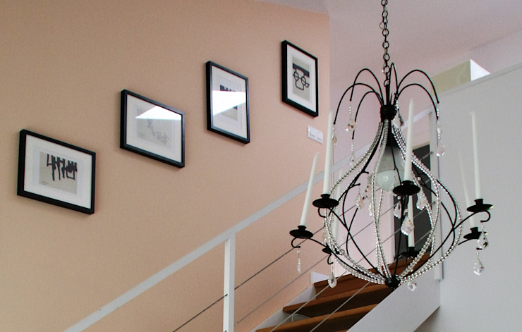 Gala Feng Shui Interiorismo online en Azpeitia Stairs