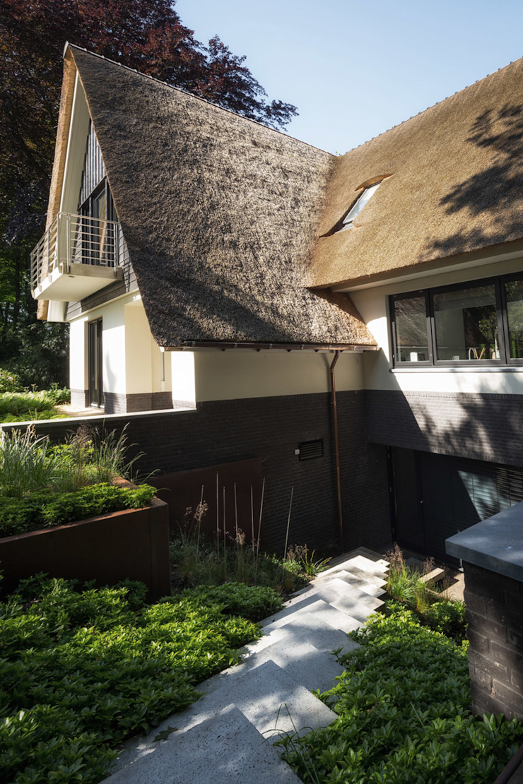 Jardines rurales de Andrew van Egmond (ontwerp van tuin en landschap) Rural